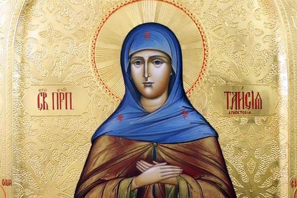 Преподобная Таисия Египетская (4 век) | Жития святых | Православие в  Татарстане | Портал Татарстанской митрополии