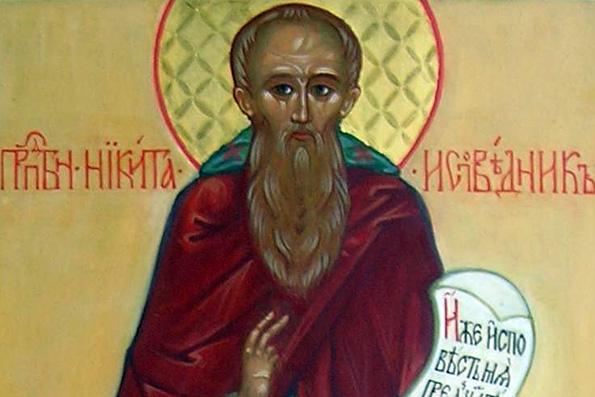 Преподобный Никита исповедник (ок. 838 г.) | Жития святых | Православие в Татарстане | Портал Татарстанской митрополии