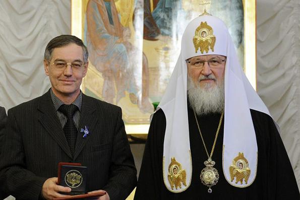 Анатолий Михайлович Елдашев