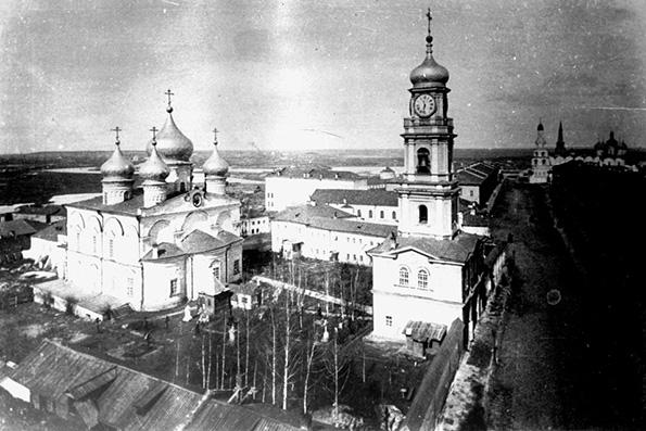 Бывший Спасский монастырь и его основатель — святитель Варсонофий