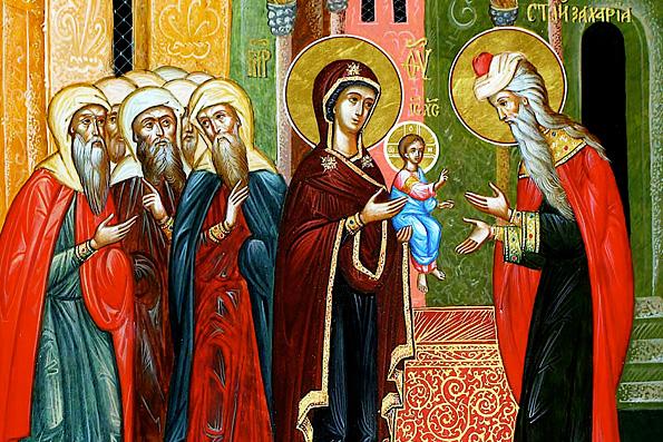 Обрезание Господне и память святителя Василия Великого