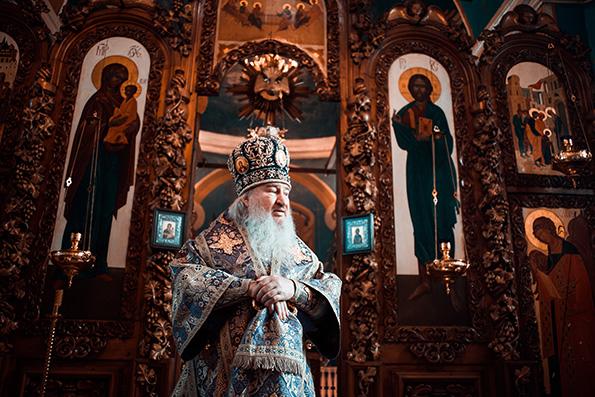 Проповедь митрополита Феофана в субботу 3-й седмицы Великого поста в храме свв. Космы и Дамиана г. Набережные Челны