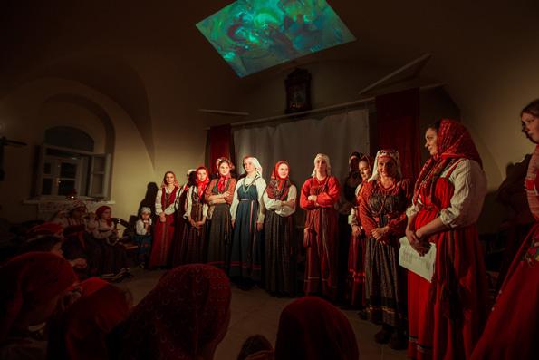 В Казани пройдет IV ежегодный постовой концерт ансамбля «Духов День»