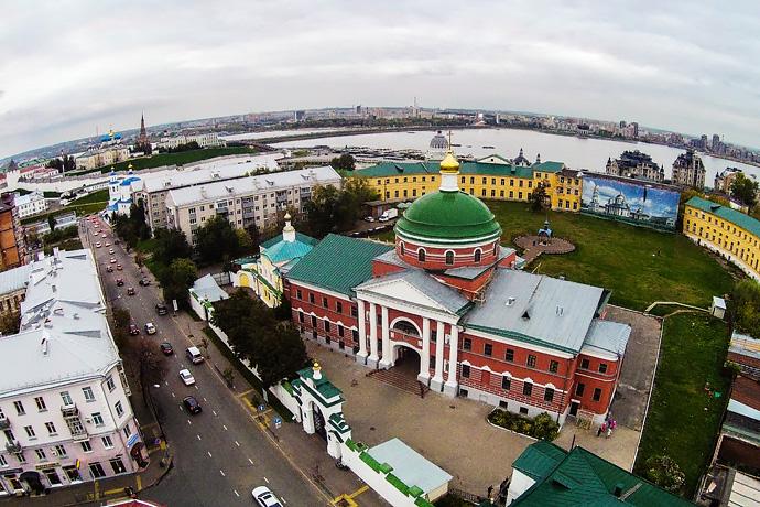 Казанская икона в казани