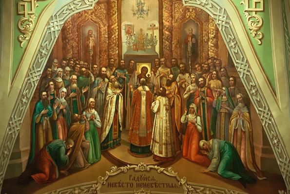 Чудотворный Казанский образ Богородицы в судьбах России