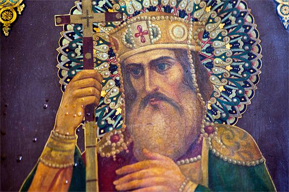 Равноапостольный великий князь Владимир, во Святом Крещении Василий (1015  г.)   Жития святых   Православие в Татарстане   Портал Татарстанской  митрополии