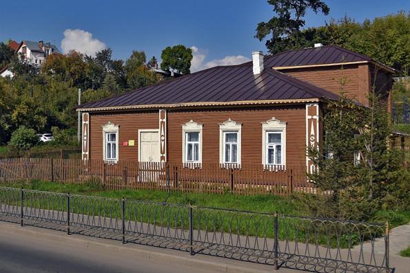 В Казани продолжается реконструкция дома епископа Чистопольского Иоасафа