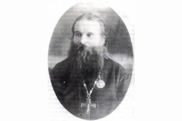 Николай Михайлович Троицкий, протоиерей