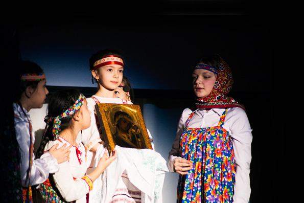 В Казани состоялся благотворительный концерт, средства от которого пойдут на воссоздание собора Казанской иконы Божией Матери