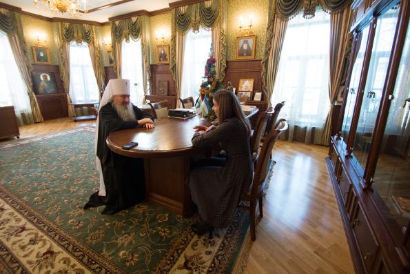 Подписано соглашение о сотрудничестве между Татарстанской митрополией и Управлением ЗАГС Татарстана
