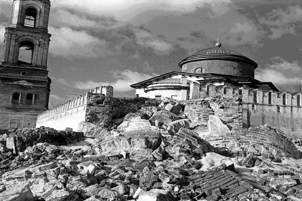 Трагедия в Раифском монастыре