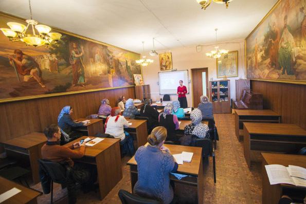 В Казани открываются курсы повышения квалификации преподавателей воскресных школ