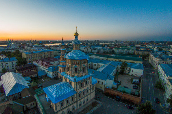 Святейший Патриарх Кирилл: Церковь разделяет с государством ответственность за сохранность памятников, которые находятся в ее пользовании