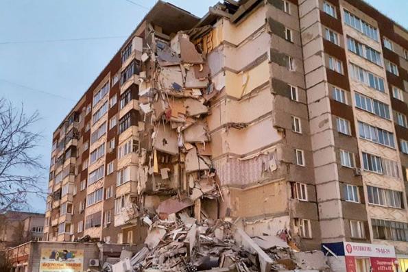 Ижевская епархия оказывает помощь пострадавшим при обрушении жилого дома