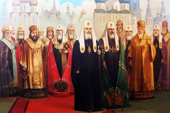 Историческая памятка по вопросу о патриаршестве в Русской Церкви
