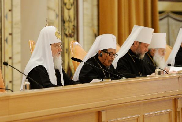 Реорганизация системы духовного образования остается приоритетной темой в работе органов высшей церковной власти