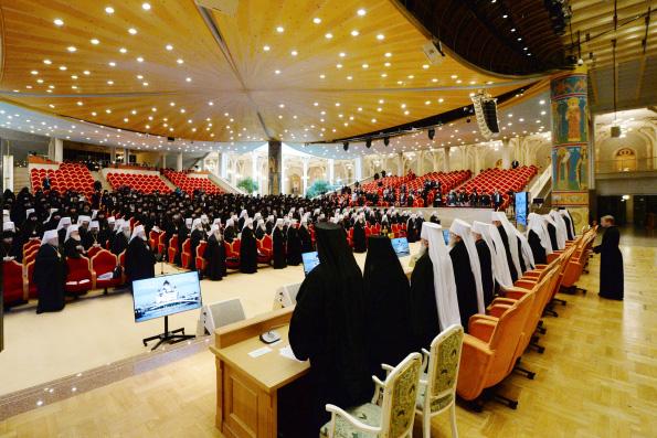 Святейший Патриарх Кирилл призвал быть осмотрительным в оценке произведений современной культуры