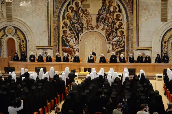 Предстоятель Русской Церкви: Богословие должно восприниматься как серьезная научная отрасль