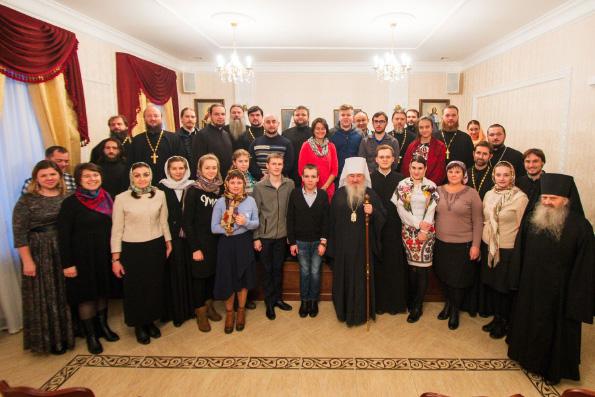 В Казанской епархии прошел Международный форум православной молодежи