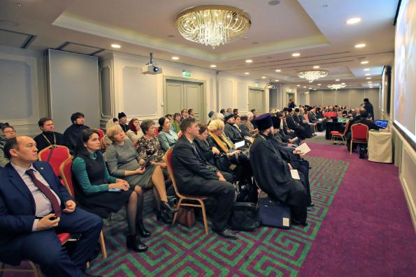 На III Форуме православной общественности РТ представили лучшие социальные проекты