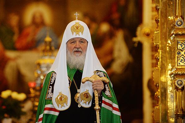 Приближение и удаление конца света зависит от нас самих, — Патриарх Кирилл