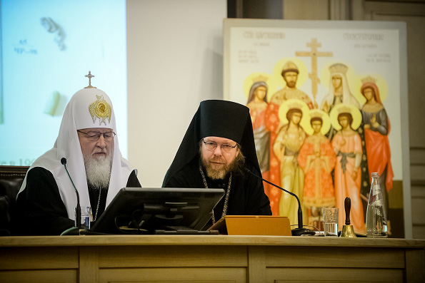 Святейший Патриарх Кирилл: «Мы ищем ответы на судьбоносные вопросы, особенно это чувствуют члены нашей Церкви»