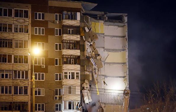 Святейший Патриарх Кирилл выразил соболезнования в связи с гибелью людей в результате обрушения дома в Ижевске