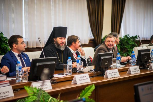 Представитель Казанской епархии принял участие в VII Международном форуме «Ислам в мультикультурном мире»