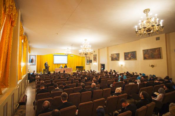 XVI Международная научно-богословская конференция открылась в Казанской духовной семинарии