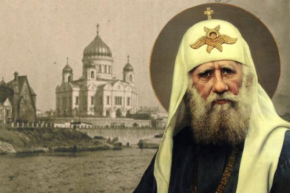 К 100-летию восстановления Патриаршества в Русской Церкви