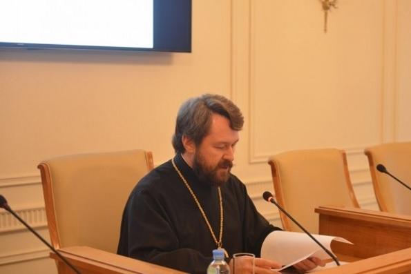 Состоялось заседание Синодальной библейско-богословской комиссии