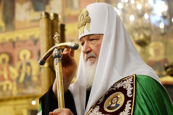 Патриарх Кирилл соболезнует о смерти Дмитрия Хворостовского