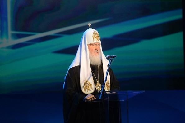 Кино должно служить вечным идеалам добра и любви, – Патриарх Кирилл