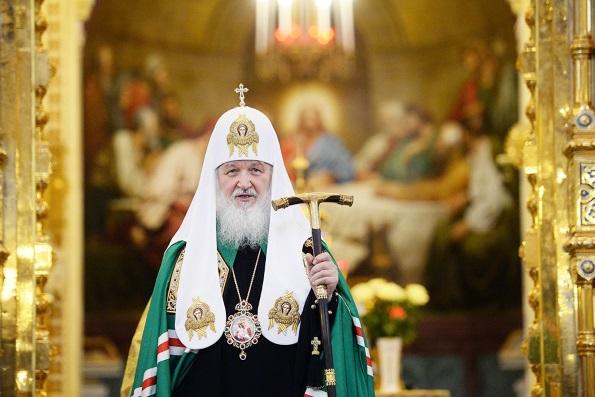 Патриарх несет ответственность за единство в Церкви, – Патриарх Кирилл