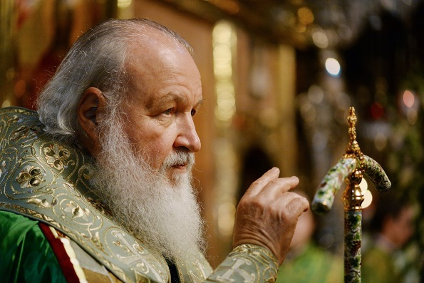 Священники должны свидетельствовать о Христе всей своей жизнью, – Патриарх