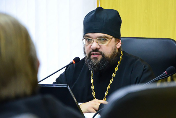 В Казанской духовной семинарии прошел круглый стол, посвященный 100-летию восстановления Патриаршества и Поместному Собору 1917—1918 годов