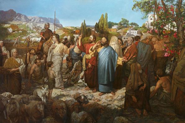 Божие избрание зиждется на основании реакции человека на Божий зов