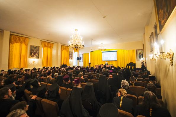 Митрополит Феофан возглавил годовое собрание духовенства Казанской епархии