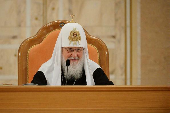 Святейший Патриарх Кирилл: Мы можем впасть в те же искушения, что и наши соотечественники сто лет назад
