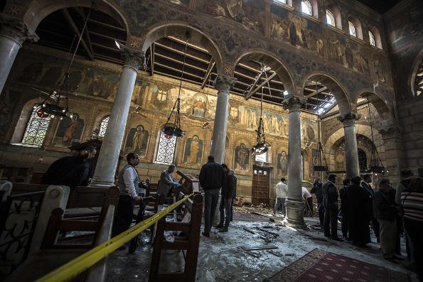 Святейший Патриарх Кирилл выразил соболезнование в связи с террористическим актом в пригороде Каира