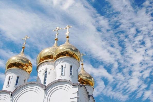 Около полутора тысяч храмов ежегодно открывается в Русской Православной Церкви