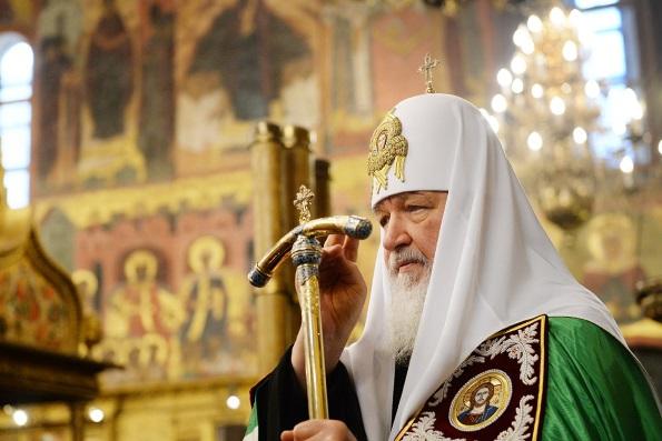 Патриарх Кирилл призвал не путать молитву с медитацией
