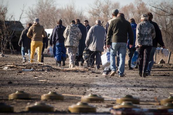 При участии Русской Церкви осуществляется обмен пленными на Донбассе