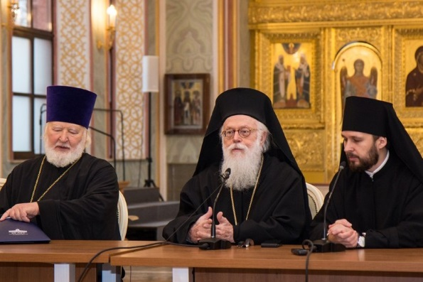 Единственный институт, приносящий любовь – это Церковь, – архиепископ Албанский Анастасий