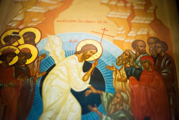 Проповедь митрополита Феофана после всенощного бдения в канун Недели 27-й по Пятидесятнице