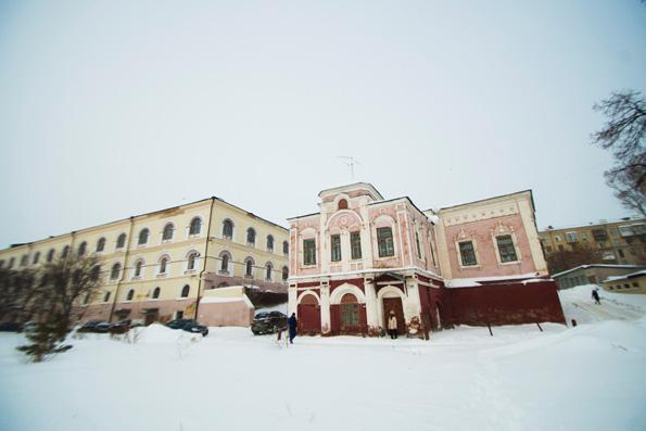 В Казани прошла церемония передачи Церкви Николо-Гостинодворского храма