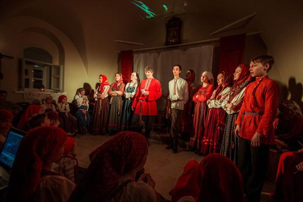 В Казани состоится Благовещенский постовой концерт