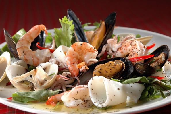 Можно ли употреблять морские продукты во время поста