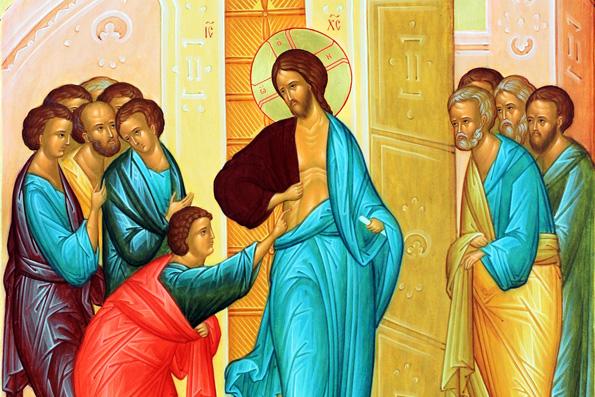 Сомнения апостола Фомы