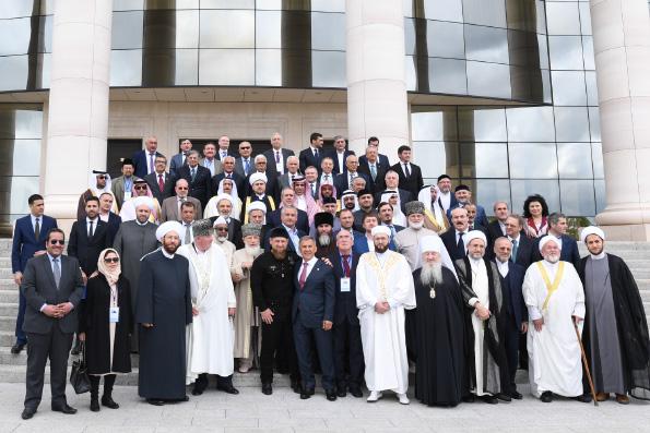 Глава Татарстанской митрополии принимает участие в работе Группы стратегического видения «Россия — исламский мир»